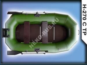 Лодка Муссон Н 270 С ТР