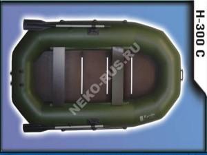Лодка Муссон Н 300 С