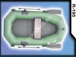 Лодка Муссон R 195