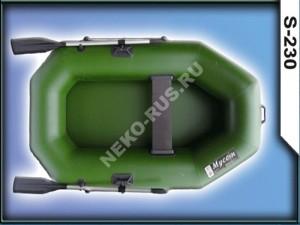 Лодка Муссон S 230