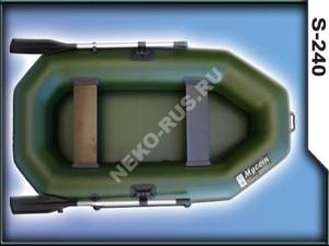 Лодка Муссон S 240