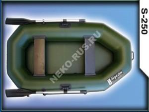 Лодка Муссон S 250