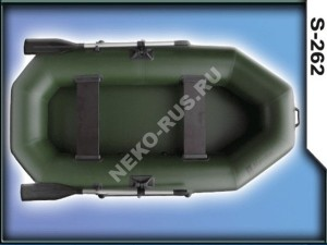 Лодка Муссон S 262