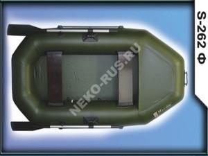 Лодка Муссон S 262 Ф