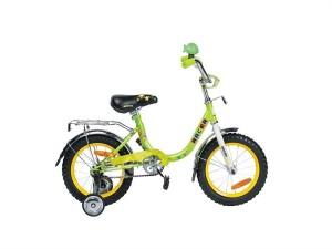 Детский велосипед RACER 909-16 (колеса 16″)