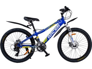Велосипед спортивный RACER 24-111 (disk)