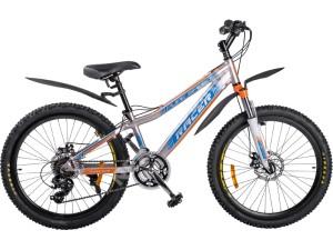 Велосипед спортивный RACER 24-119 (disk)