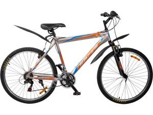 Велосипед спортивный RACER 26-101 (рама 16″) disk