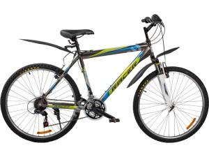 Велосипед спортивный RACER 26-102 (рама 16″)