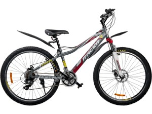 Велосипед спортивный RACER 26-112 (рама 16″) disk