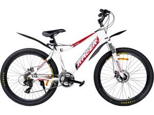 Велосипед спортивный RACER 26-121 (рама 16″) disk