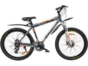 Велосипед спортивный RACER 26-123 (рама 20″) disk