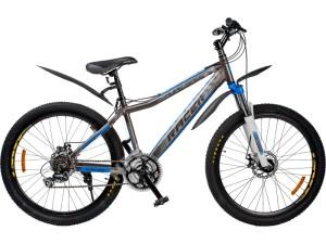 Велосипед спортивный RACER 26-126 (рама 16″) disk