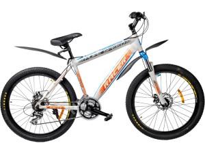 Велосипед спортивный RACER 26-127 (рама 18″) disk