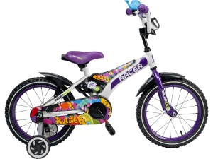 Детский велосипед RACER 511-16 (колеса 16″)
