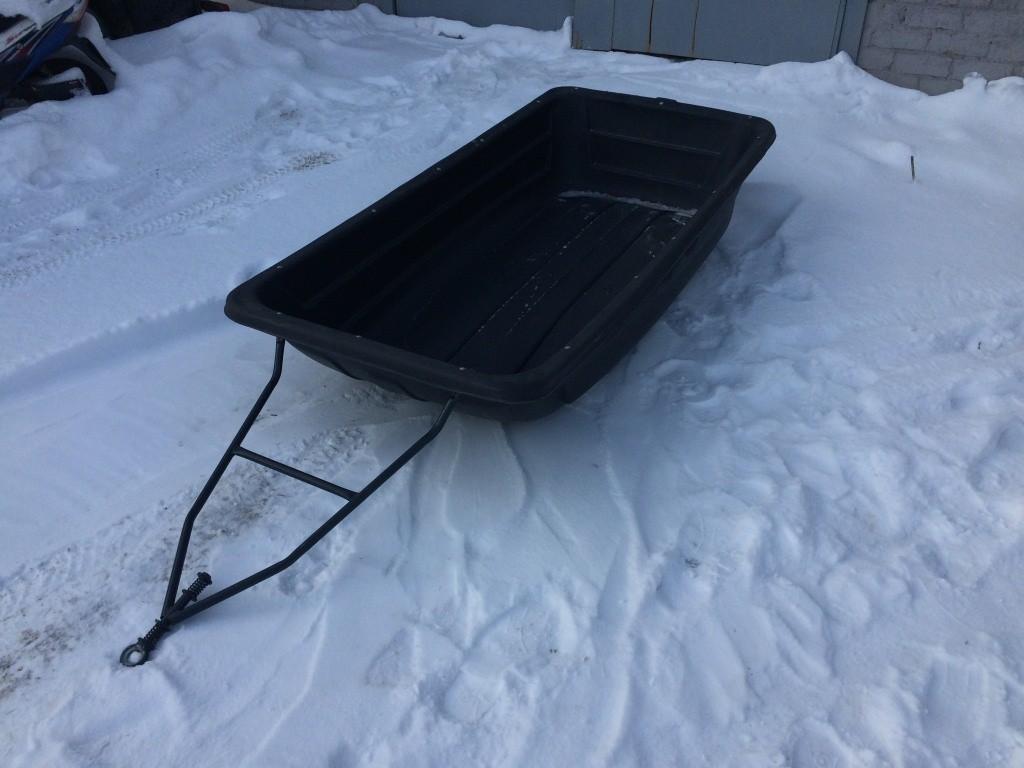 Сани для снегохода в перми