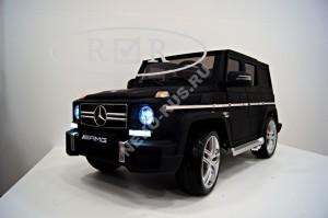 Электромобиль Mercedes-Benz G63