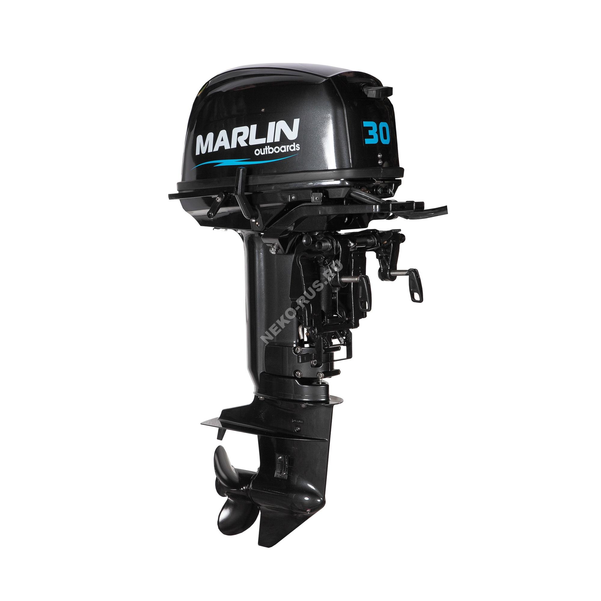 лодочный мотор марлин в хабаровске
