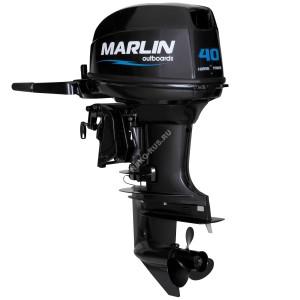 Лодочный мотор MARLIN MP 40 AMHL