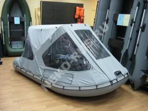 Тент трансформер для лодки
