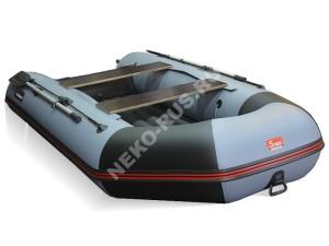 Лодка Хантер 320 ЛКА серый