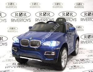 Электромобиль BMW-X6