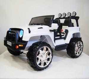 Электромобиль  M777MM 4WD (2 места)