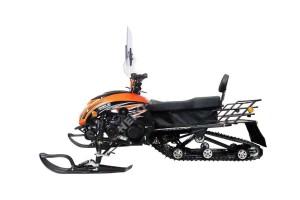 Снегоход WELS RS200 (с доработкой)