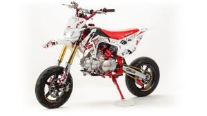 Мотоцикл MotoLand CRF125 SM
