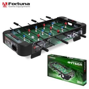 Футбол/кикер Fortuna FR-30 настольный 83х40х15см