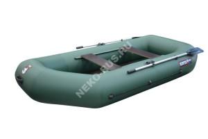 Лодка Хантер 280 зелёный