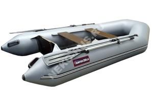 Лодка Хантер 290 ЛК серый