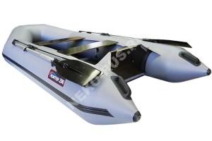 Лодка Хантер 290 Л серый