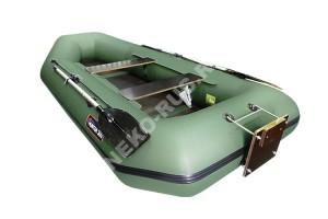 Лодка Хантер 300 ЛТ зелёный