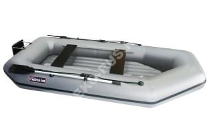 Лодка Хантер 300 ЛТН серый