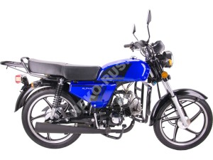 Мотоцикл Racer Alpha RC110N-X