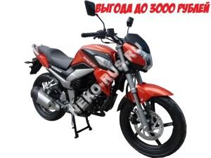 Мотоцикл Racer RC300CK-N Fighter