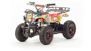 Квадроцикл Motoland ATV 005