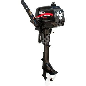 Лодочный мотор 2-х тактный HDX R series T 3,6 СBMS