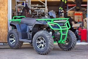 Квадроцикл IRBIS ATV 250U (С ПСМ)