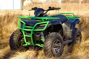 Квадроцикл IRBIS ATV 150U (С ПСМ)