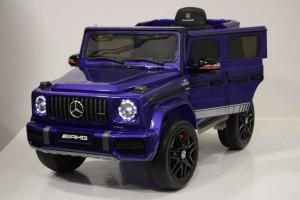 Электромобиль Mercedes-AMG G63