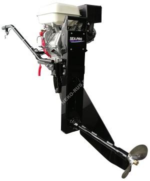 Лодочный мотор SEA-PRO SMF-9 болотоход