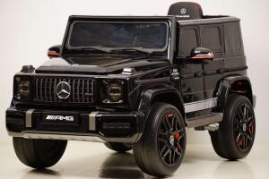 Электромобиль Mercedes-AMG G63 4WD