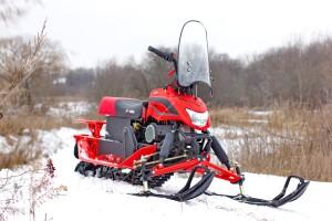 Снегоход Irbis Dingo T150 (2021)
