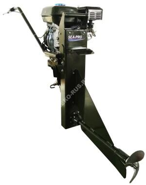 Лодочный мотор SEA-PRO SMF-7.5